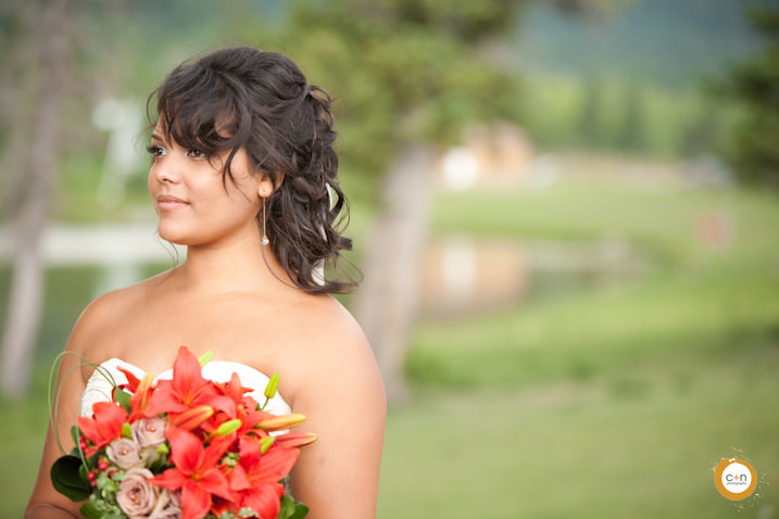 Best Calgary bride