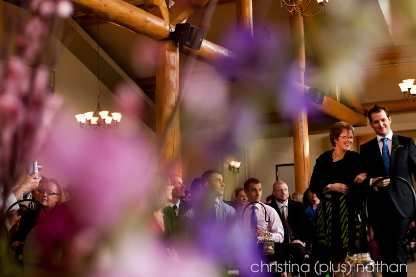 Cochrane ranche house wedding