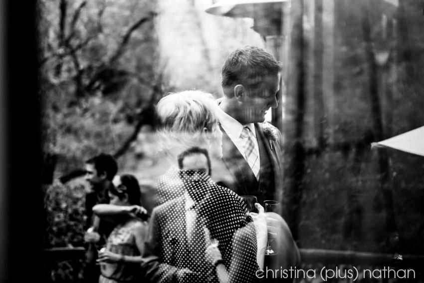 Wedding Photographer Reflections