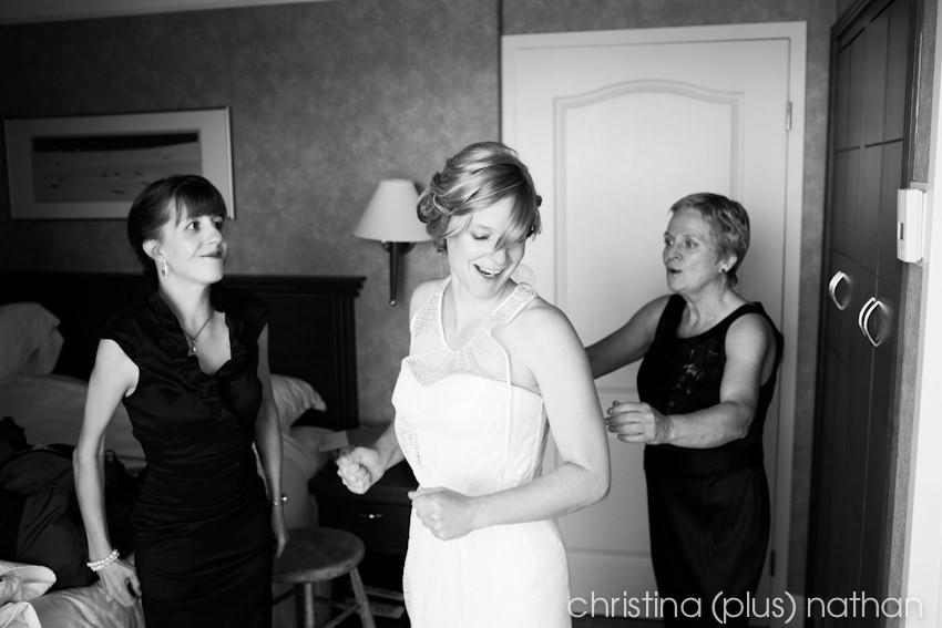 black and white bride image