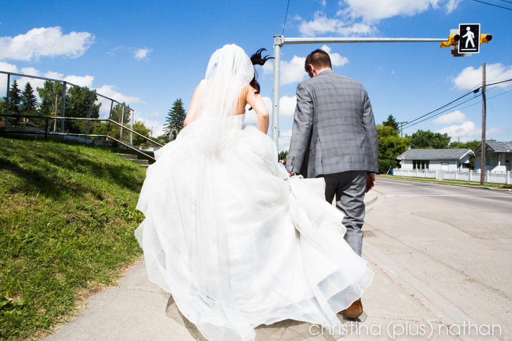 Calgary-artistic-wedding-photo