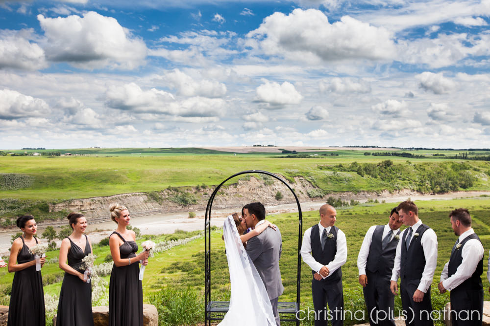 Saskatoon-Farm-Outdoor-Ceremony