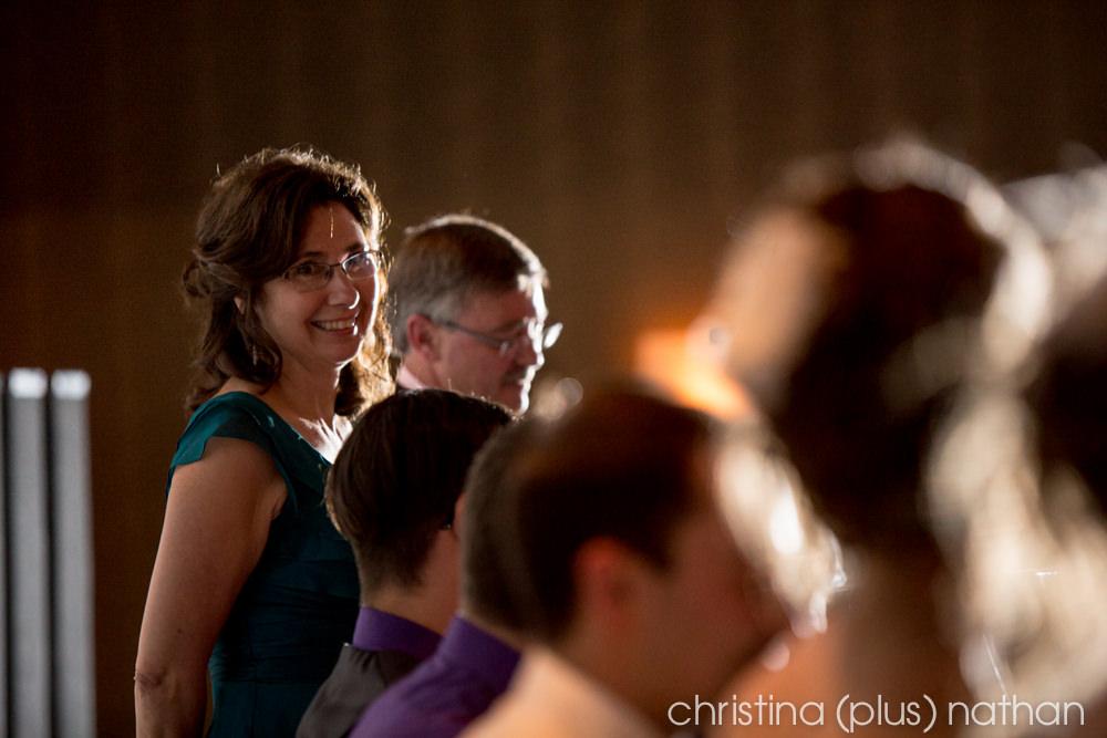 Hotel Arts Dramatic Wedding