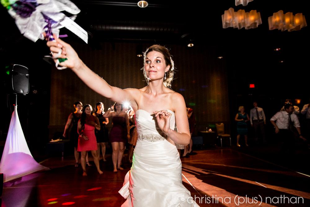 Hotel Arts Wedding Dance Floor