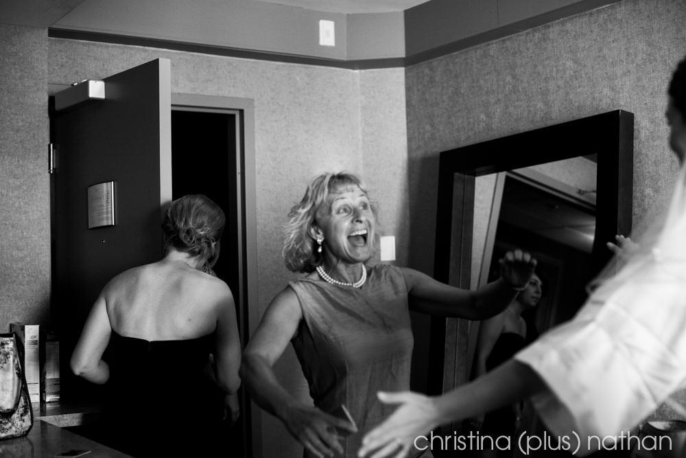 Downtown Calgary Wedding photography