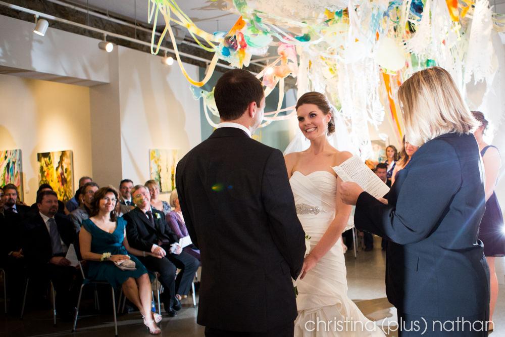 Calgary hotel wedding photographers