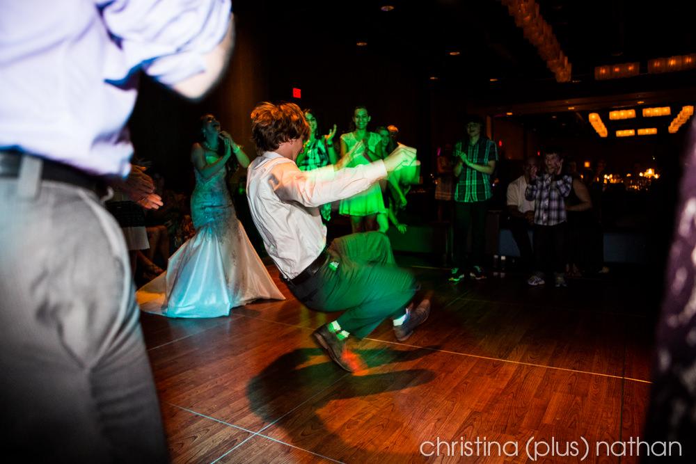 Hotel Arts Dance Reception Photos