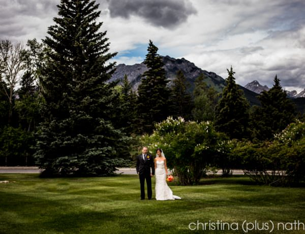 Rimrock-Banff-Wedding