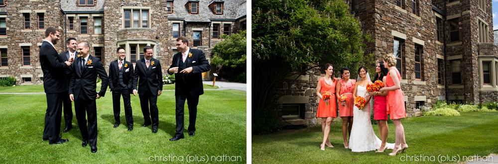 Banff-bridal-party