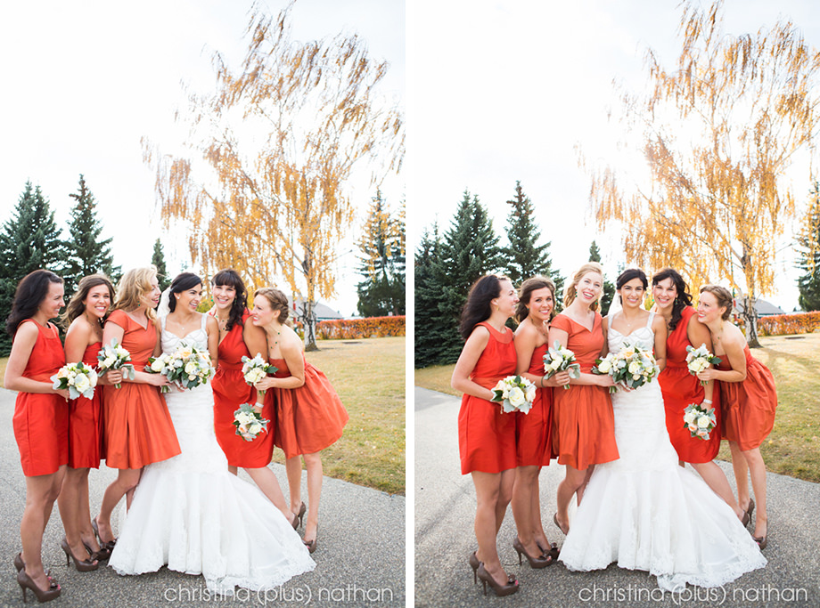 bridesmaids-orange-calgary
