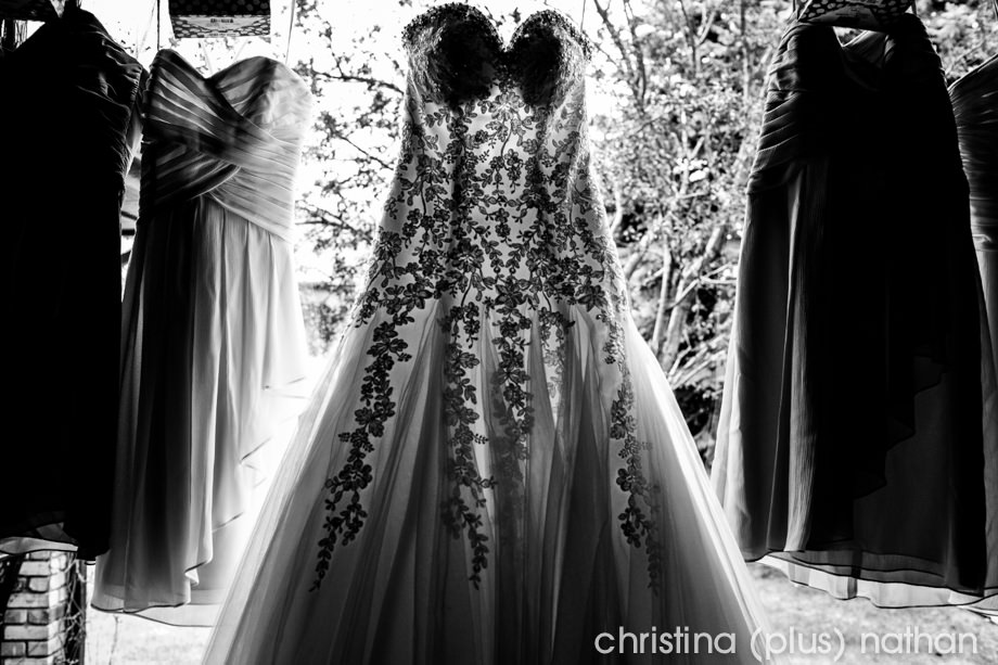 Calgary wedding dress