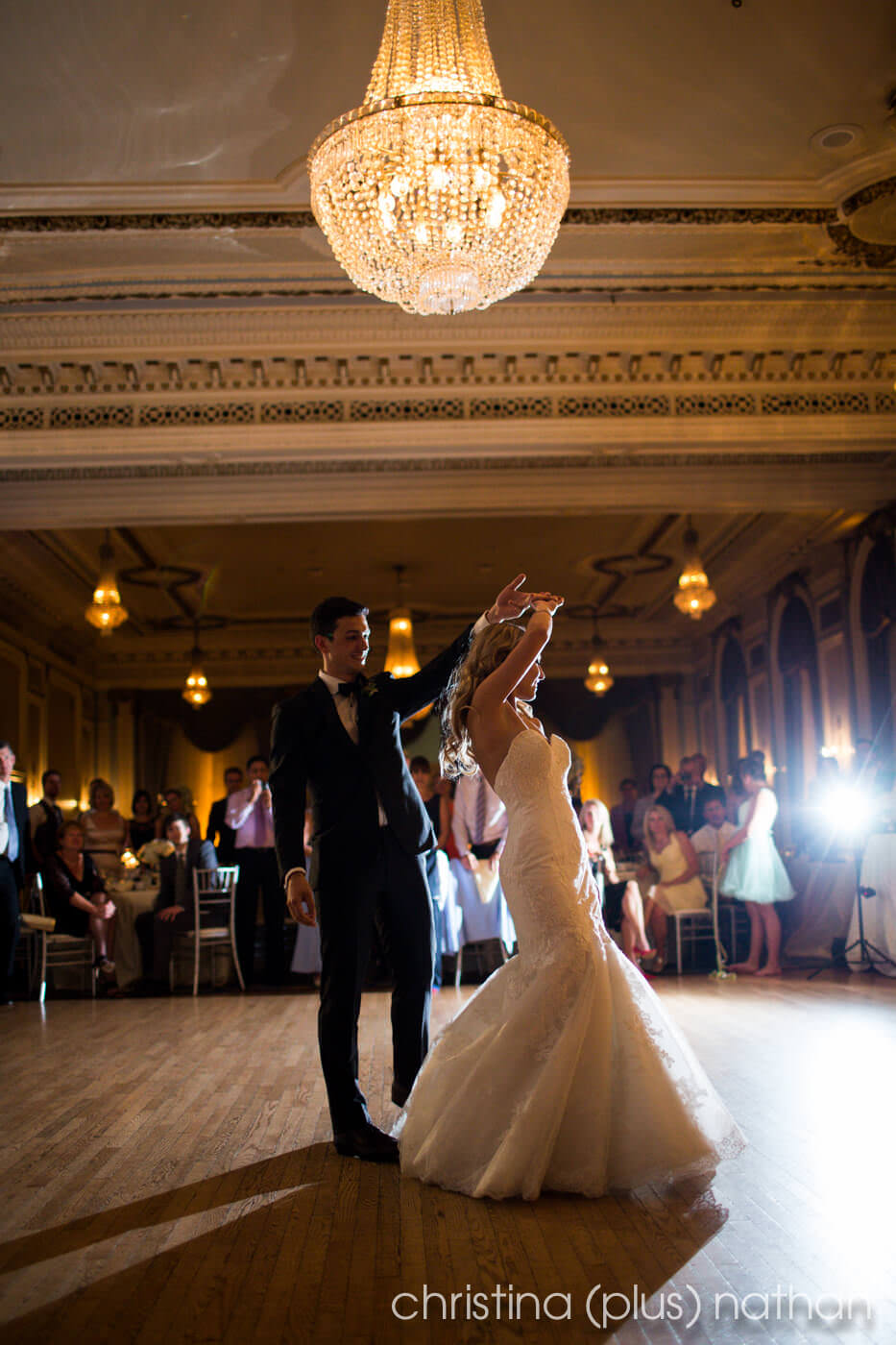 Calgary Crystal Ballroom Weddings