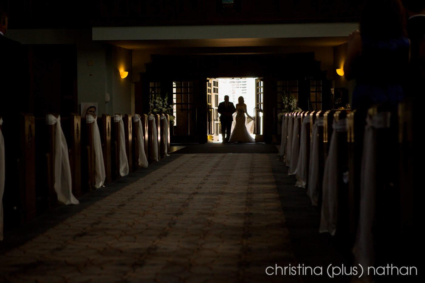 St. Mary's Wedding