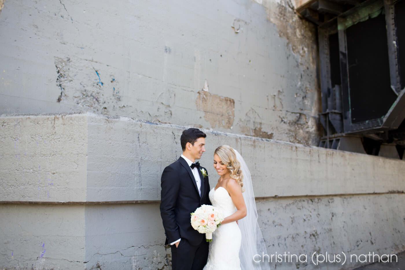 Calgary wedding portraits - Christina (plus) Nathan