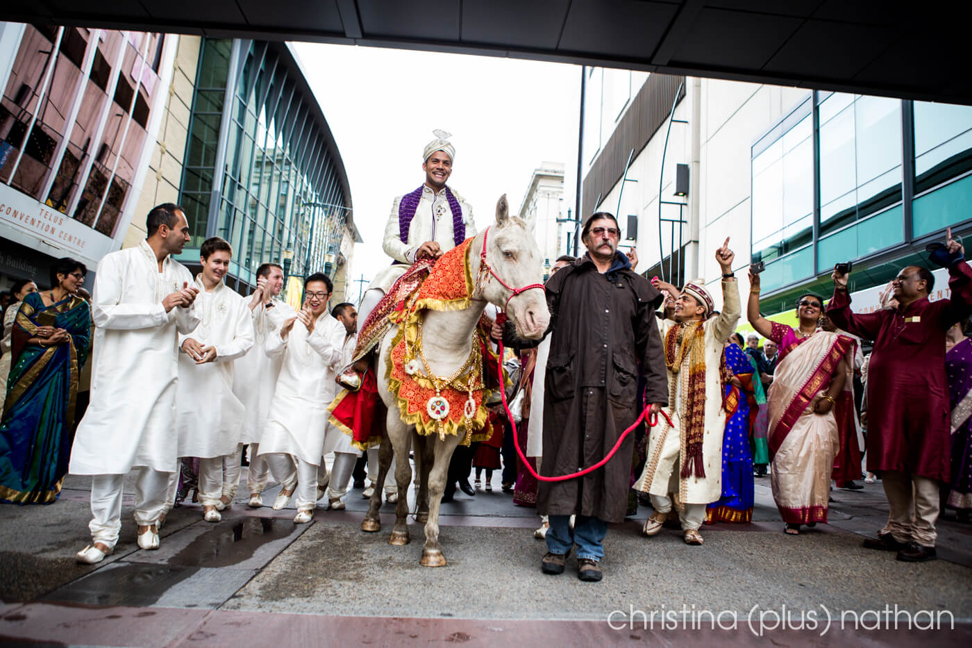 Calgary Indian Wedding -1