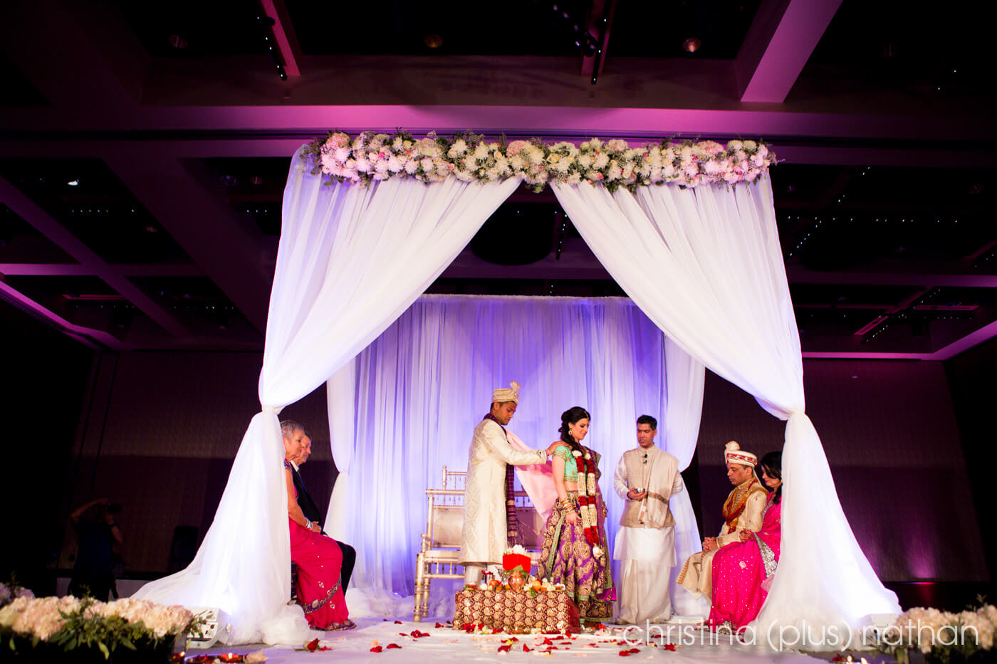 Calgary Hindu Wedding Hyatt