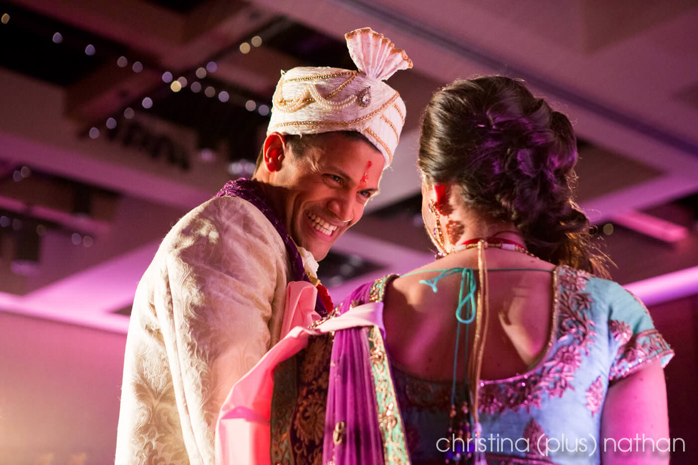 Hyatt Downtown Hindu Wedding