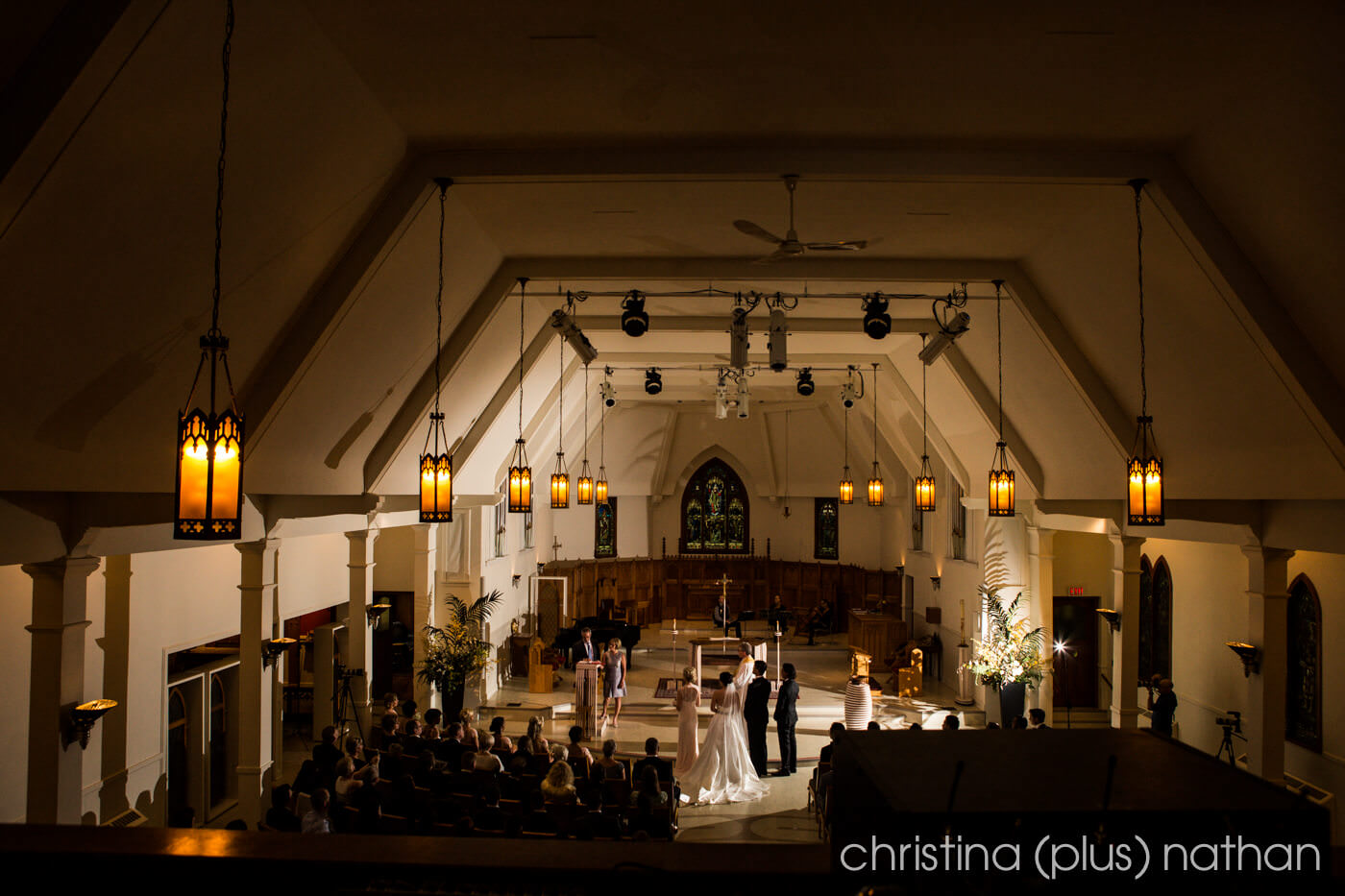 St. Stephen's Anglican Church Wedding