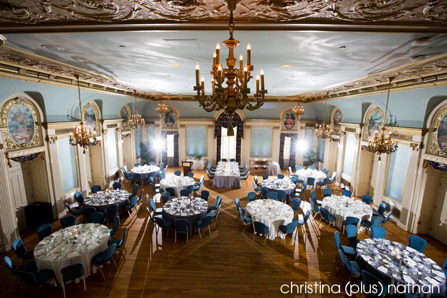 Alberta Room Reception