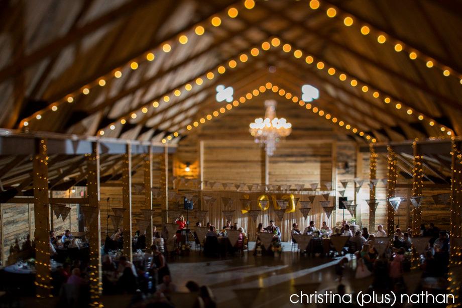 Willow Lane Barn Reception