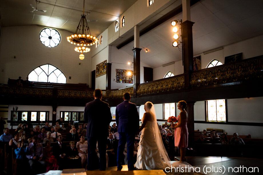 Wedding at Latern Community Church