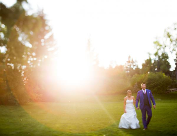 Lantern Church Wedding