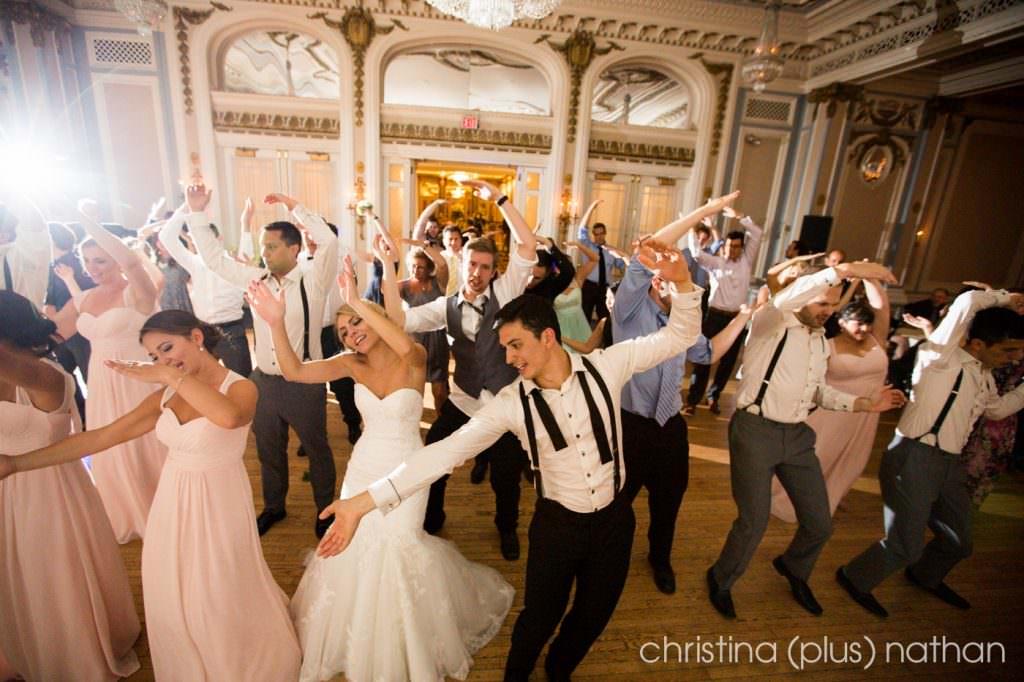 Palliser Crystal Ballroom Dance floor
