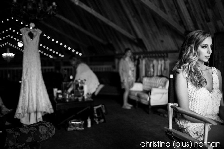 Wedding photos at Willow Lane Barn