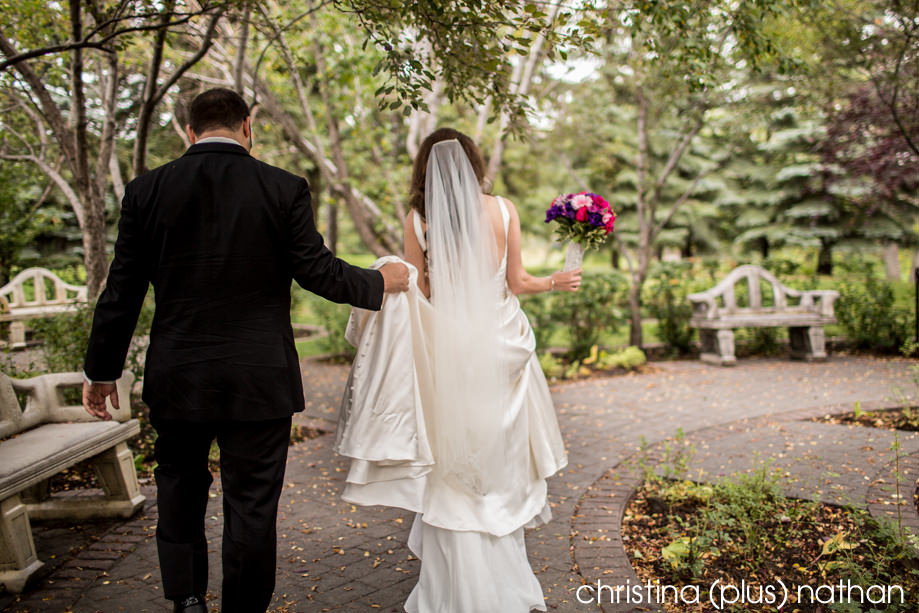 Gerry Shaw Park Wedding Photos