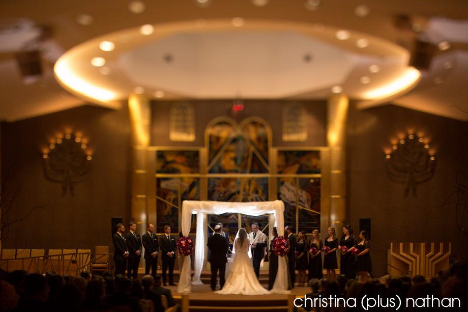 Beth Tzedec Calgary Wedding Photograhers