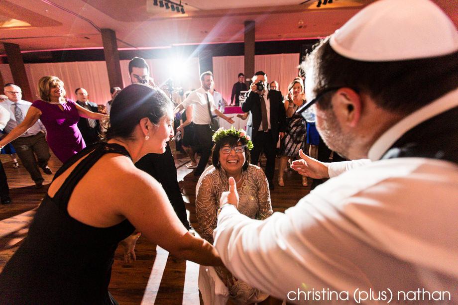Jewish wedding photographers in Calgary