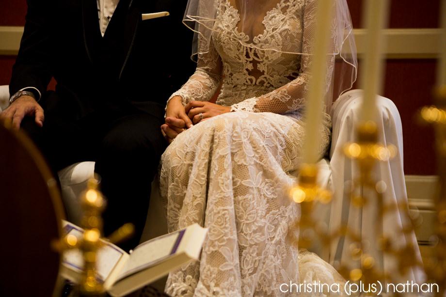 Persian wedding at Fairmont Palliser