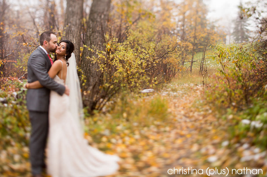 Lindsay Park Calgary Fall Wedding
