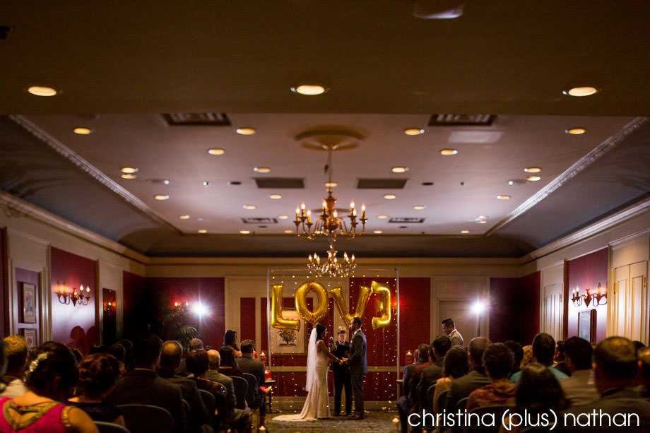 Fairmont Palliser Turner Valley Room Wedding