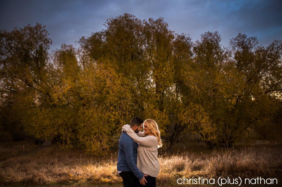 Calgary River Park Photography