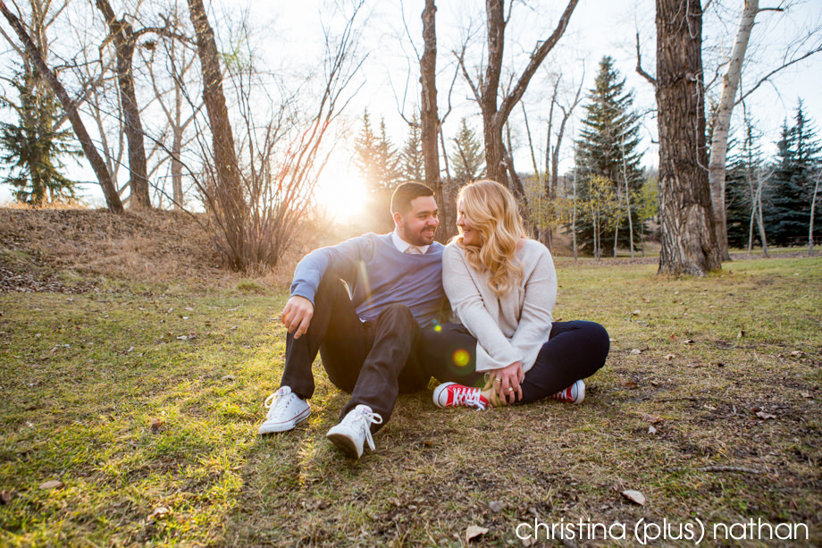 Couples photograhy chucks