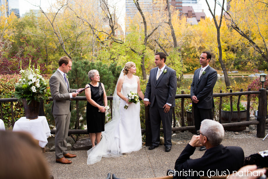 River Cafe Ceremony