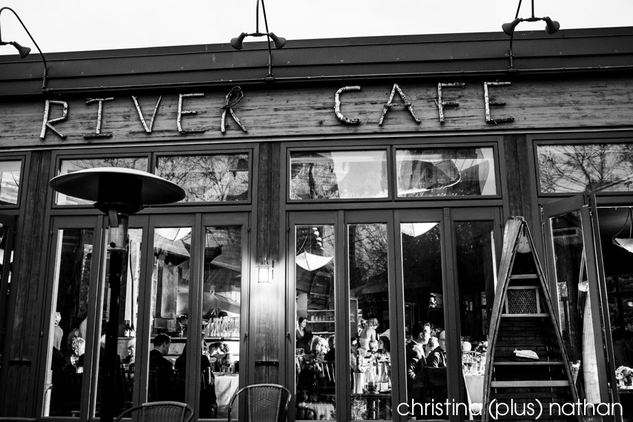 River Cafe Wedding Venue