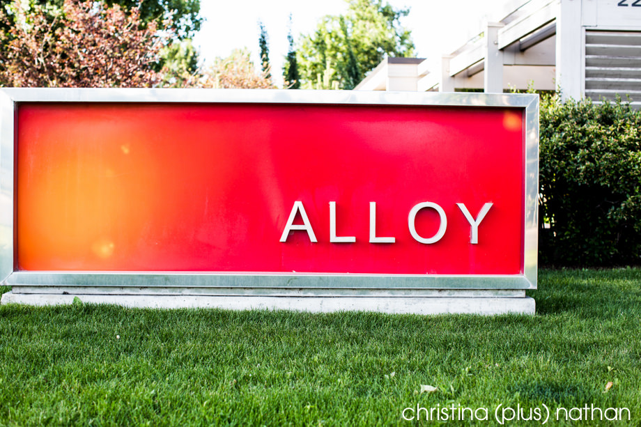 Alloy Calgary Restaurant weddings