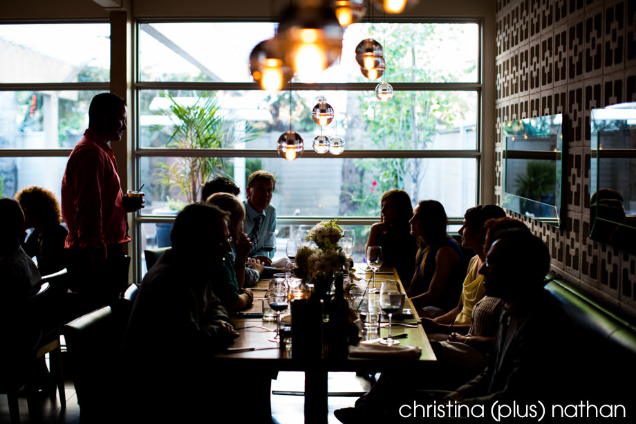 Wedding in Calgary at Alloy Restaurants