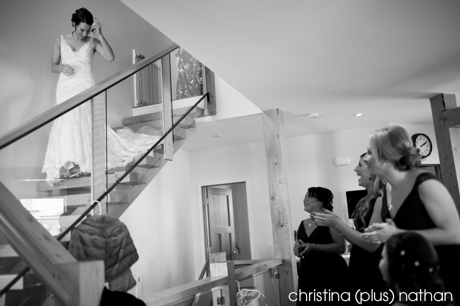 Bride wedding calgary