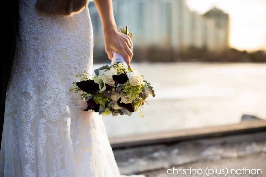 calgary weddings winter