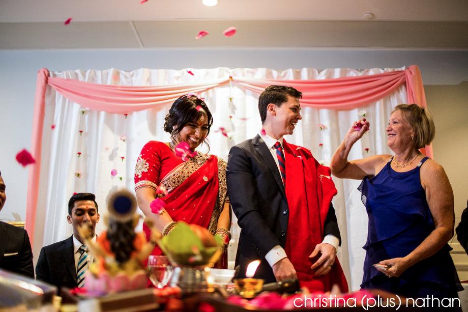 Hindu wedding in Calgary