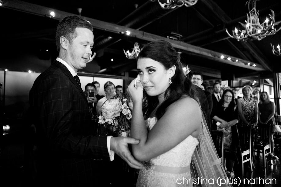 Wedding Ceremony Lake House
