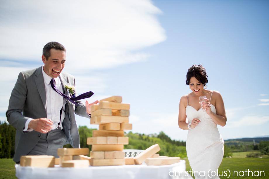 Cochrane Ranchhouse wedding photographers