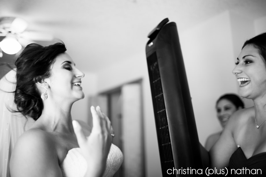 Wedding prep photo leslie