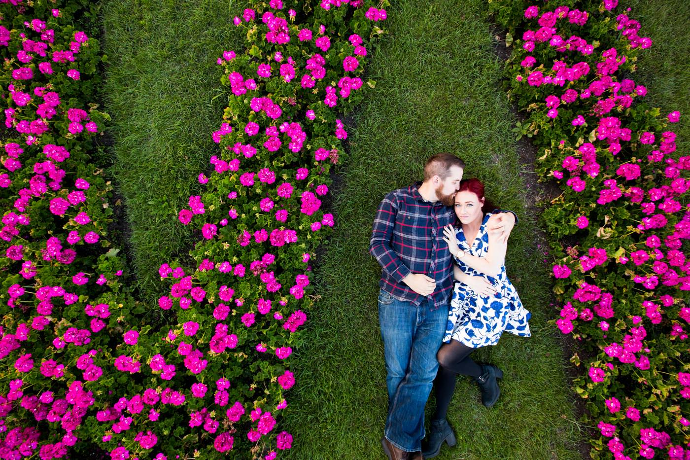 Creative Calgary Engagement Photographers