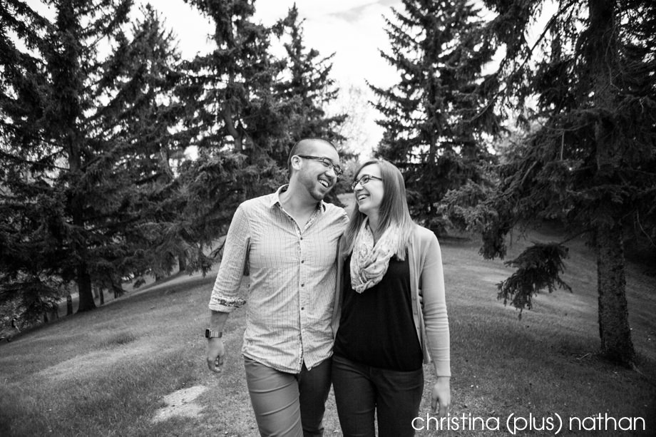 Engagement Photographers Lake Bonavista
