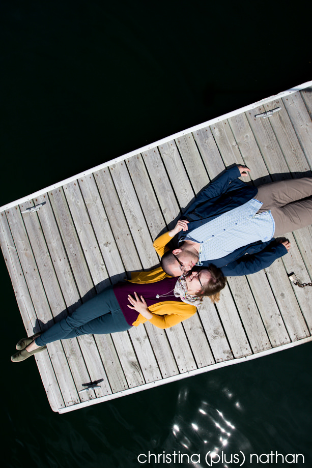 Engagement Photographers Lake Bonavista Calgary