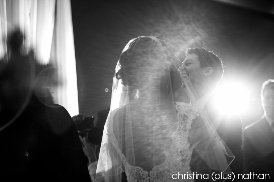 Calgary wedding photographers at Westin Hotel